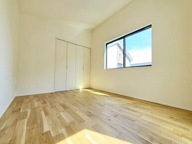 5号棟:洋室 建物内覧できるようになりましたので、お気軽にお問い合わせください。
