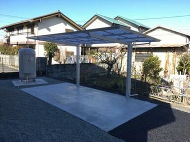 ◆敷地内に屋根付駐輪場あります◆