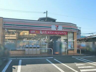 セブンイレブン 横浜日吉本町駅前店