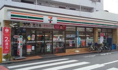 セブンイレブン足立柳原2丁目店