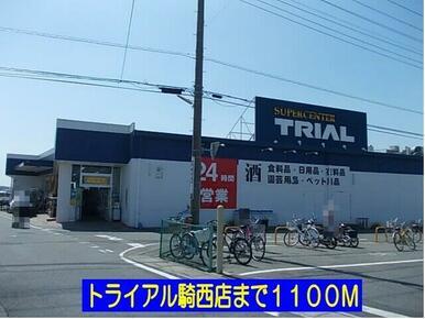 トライアル騎西店