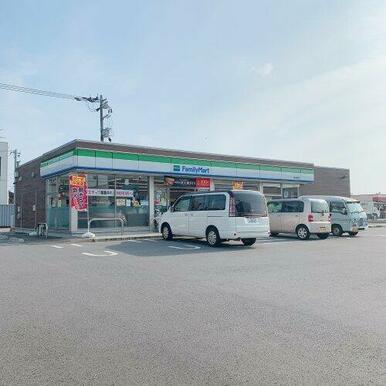 ファミリーマート 富山鍋田店