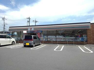 セブンイレブン筑西川島店