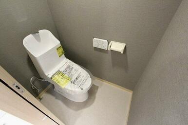 令和3年2月に新品交換のトイレ