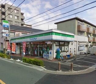 ファミリーマート西川口四丁目店