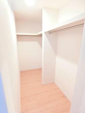 2階洋室7.75帖 収納
