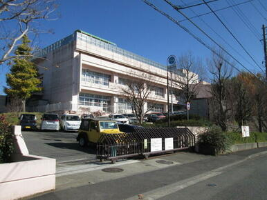 中川西中学校