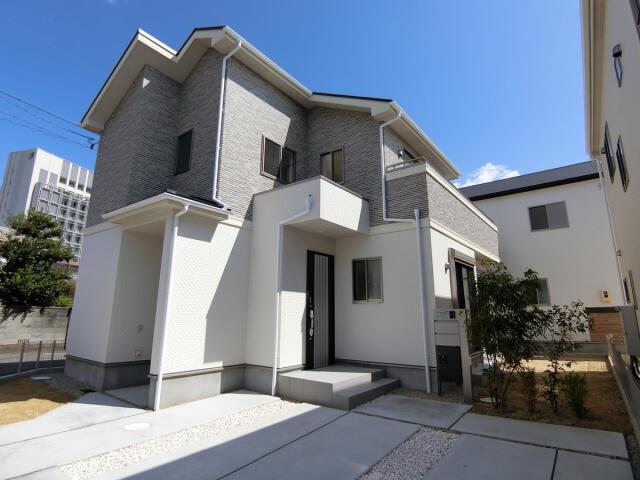 ブルーミングガーデン 一宮市あずら2丁目3棟-長期優良住宅- 4LDKの画像
