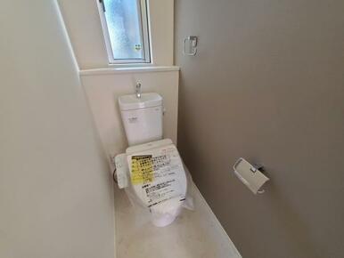 トイレ 家計と環境に優しい、節水型ウォシュレット付トイレ!