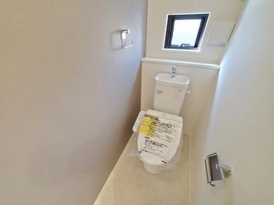 トイレ 家計にも環境にも優しい節水型ウォシュレット付トイレ!