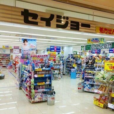 ヘルスケアセイジョー川口店