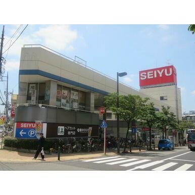 西友市ヶ尾店