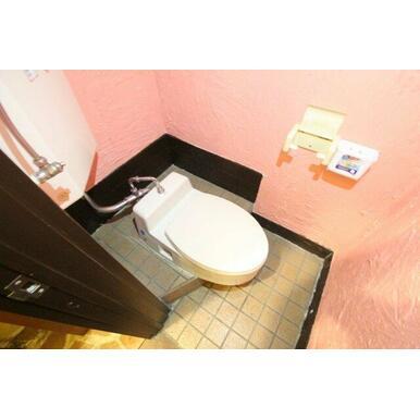専用トイレございます。