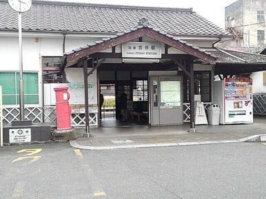 JA久大本線 筑後吉井駅