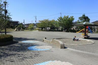 北山田しゃぼんだま公園