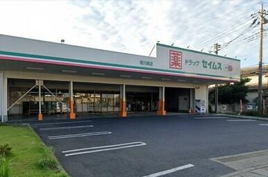ドラッグセイムス南川崎店