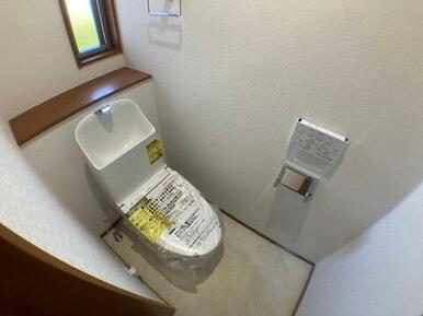 【トイレ】2箇所にあります。