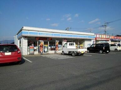 ローソン吉井若宮店