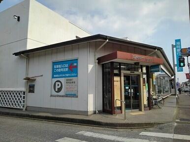 福岡銀行吉井支店