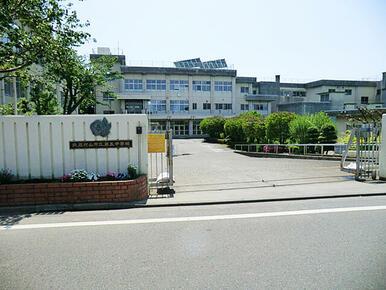 武蔵村山市立第五中学校
