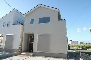 岡崎市針崎町の新築分譲住宅です!