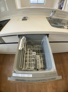 【食洗機】忙しい家事を手助け♪