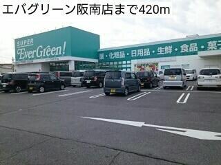 エバグリーン阪南店
