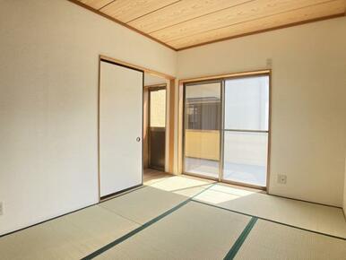 2階和室 別角度