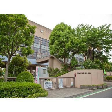 草加市立新田中学校※お子様の通学に関しましては行政機関に再度ご確認下さい。