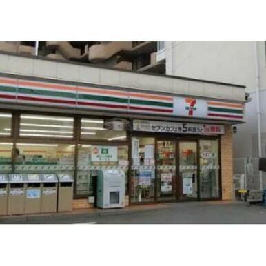 セブンイレブン江東亀戸7丁目東店