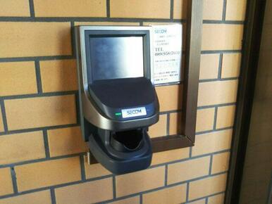 指紋認証システム