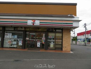 セブンイレブン草加西町店