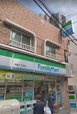 ファミリーマート中延二丁目店