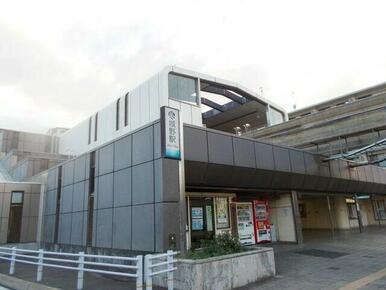 北九州モノレール城野駅