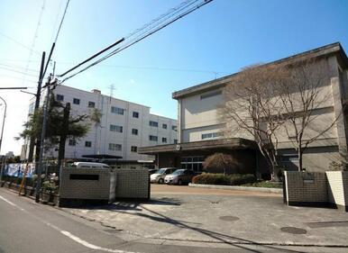 静岡市立安倍川中学校