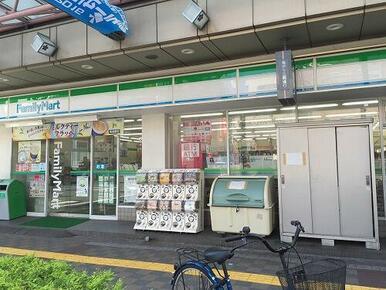 ファミリーマート亀戸十三間通り店