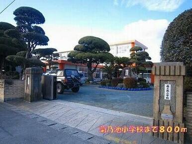菊乃池小学校
