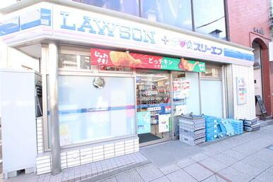 ローソンLTF中区石川町店