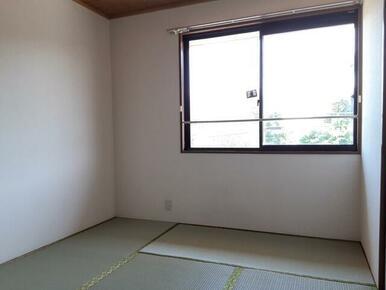 6帖の和室★