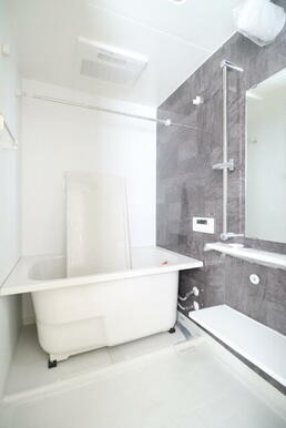 ※建築工事中 お風呂場です