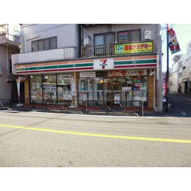セブンイレブン世田谷奥沢2丁目店