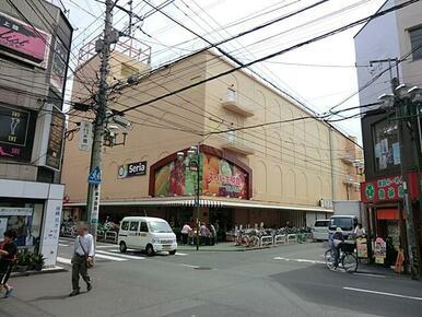 スーパー生鮮館TAIGA 南林間店