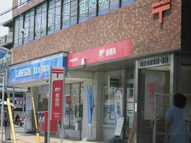 田奈駅前郵便局