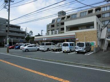 セブンイレブン 横浜田奈店