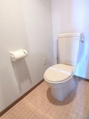 ★トイレです★