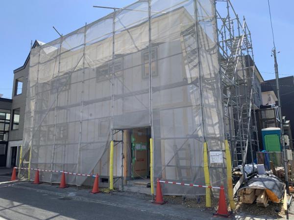 札幌市東区 本町一条1丁目 (環状通東駅) 2階建 3LDK