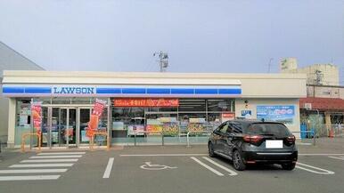 ローソン 花巻南川原町店