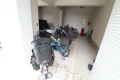 駐輪場(バイク要相談)