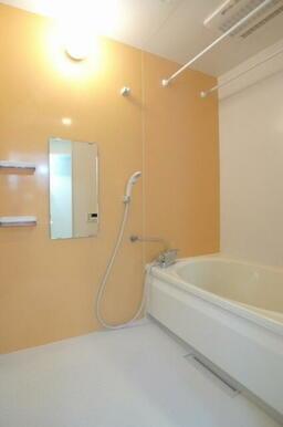 【浴室】追い焚機能でいつでもあったかお風呂♪