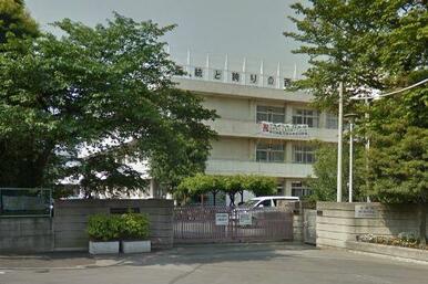川口市立西中学校